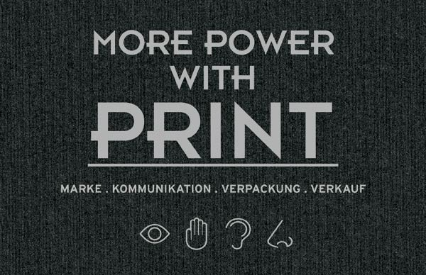 More Power with Print